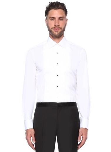 Gieves & Hawkes Gömlek Beyaz